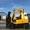 Вилочный дизельный автопогрузчик Hyster с мачтой триплекс и боковым смещением
