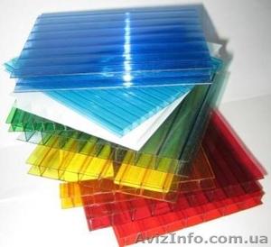 Тепличный материал-поликарбонат - Изображение #1, Объявление #529360