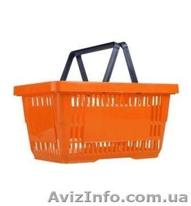 Покупательские корзины и тележки - Изображение #1, Объявление #875866