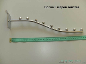 Крючки для торгового оборудования на перфорацию,сетку,экспопанель. - Изображение #5, Объявление #1024222