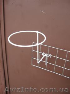 Крючки для торгового оборудования на перфорацию,сетку,экспопанель. - Изображение #3, Объявление #1024222