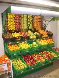 Овощные стеллажи и горки - Изображение #1, Объявление #1488944