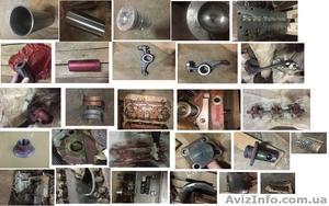 Запчасти на двигатель Mielec SW680, SW440, SW266 Andoria - Изображение #2, Объявление #1515740