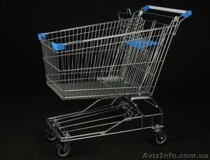 Покупательские корзины и тележки - Изображение #3, Объявление #875866