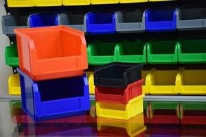 Стеллажи для метизов Днепр металлические складские стеллажи с ящиками - Изображение #5, Объявление #1701759