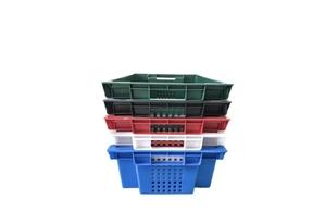 Пищевые хозяйственные пластиковые ящики для мяса молока рыбы ягод овощей в Днепр - Изображение #6, Объявление #1707108