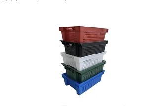 Пищевые хозяйственные пластиковые ящики для мяса молока рыбы ягод овощей в Днепр - Изображение #7, Объявление #1707108