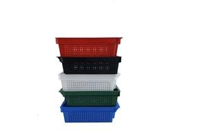 Пищевые хозяйственные пластиковые ящики для мяса молока рыбы ягод овощей в Днепр - Изображение #8, Объявление #1707108