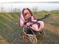Продам коляску RINO бу с доставкой по Днепропетровску