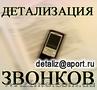 Услуга Детализация звонков с оплатой по факту выполнения (Днепропетровская обл)