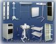 Медицинская мебель и оборудование в ассортименте