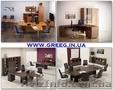 Кабинет руководителя: производство. Мебель для кабинета директора и руководителя.