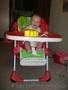 Продам стульчик для кормления Lucky Baby Meal,  аналог Chicco Polly