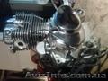 новый мотор четырехтактный 200 куб см