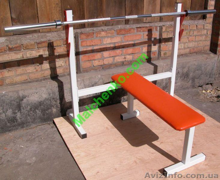 Как своими руками сделать скамейку для жима лежа своими руками