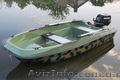 Лодка пластиковая БАРС 350