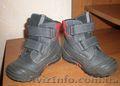 Продам зимние ботинки для мальчика bartek (sympatex)раз. 25, стелька15