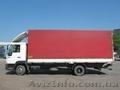 Отправка попутных грузов по Украине