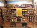 Оформление музеев и экспозиционных залов.