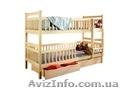 Кровать двухъярусная Славко
