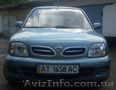 Nissan Micra 2002