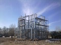 Проектирование и строительство быстромонтируемых зданий