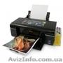 Принтер Epson T59 + СНПЧ Epson T59 + СНПЧ б/у Рабочий,  использовался в издательт