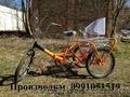 Велосипед трехколесный взрослый