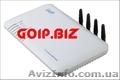 goip4 (gsm шлюз)