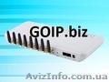 goip8 (gsm шлюз)