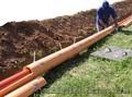 Монтаж наружных труб канализации Колодцы Днепропетровске и области - Изображение #3, Объявление #1104656