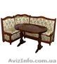 Мебель под заказ,  Кухонный уголок Люкс