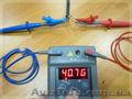 Измерение петли фаза-ноль,  протоколы измерений,  акты