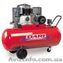 Компрессор Dari Дари 90/490-3M  компрессор поршневой италия