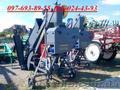 Зернометатель самопередвижной ЗМ-90