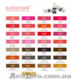 Пигменты для перманентного макияжа GOOCHIE- 16 $
