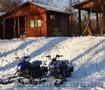 Зимние развлечения и отдых на базе Орельский Двор.