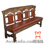 Мебель для  бани,  Скамейка Королевская