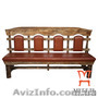 Мебель для  бани, Скамейка Королевская - Изображение #2, Объявление #1222689