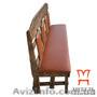 Мебель для  бани, Скамейка Королевская - Изображение #3, Объявление #1222689