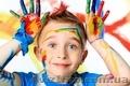 Живопись для детей от 3-х лет!