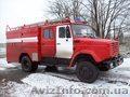 Автоцистерна пожарная АЦ-40