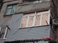 Утепление балкона Днепропетровск,  Вольногорск,  Днепродзержинск