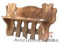 Вешалки из дерева под старину – мебель от производителя - Изображение #2, Объявление #1291860