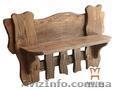 Вешалки из дерева под старину – мебель от производителя - Изображение #3, Объявление #1291860