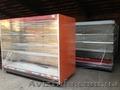 LINDE ARM регал регалы охлаждаемые стеллажи пристенная холодильная горка витрина