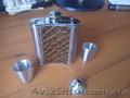 Подарочный набор A841 фляга с рюмками