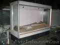 Холодильные регалы-горки Costan Ouverture б/у,  разной длины