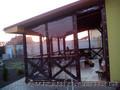 Изготавливаем ПВХ шторы для беседок,  веранд,  террас.