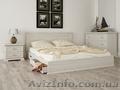 Дубовая кровать Элит Плюс